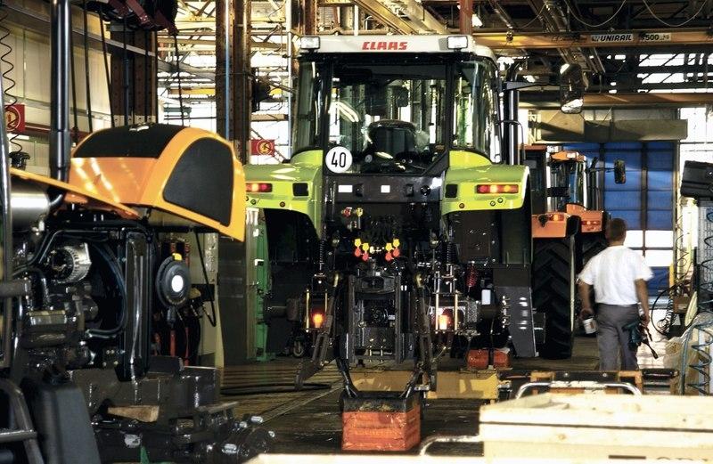 2003 : l'usine du Mans troque l'orange pour le vert anis