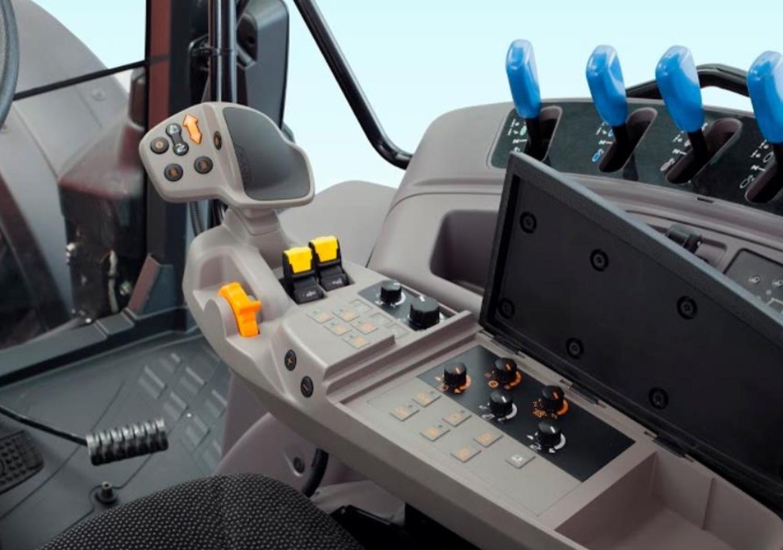Levier multifonction et joystick